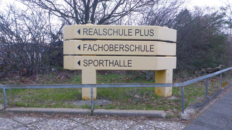Realschuke Plus in Schifferstadt Wegweiser
