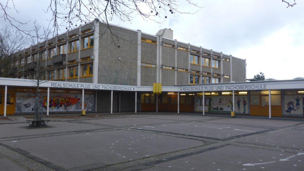 Realschuke Plus in Schifferstadt Gebäude