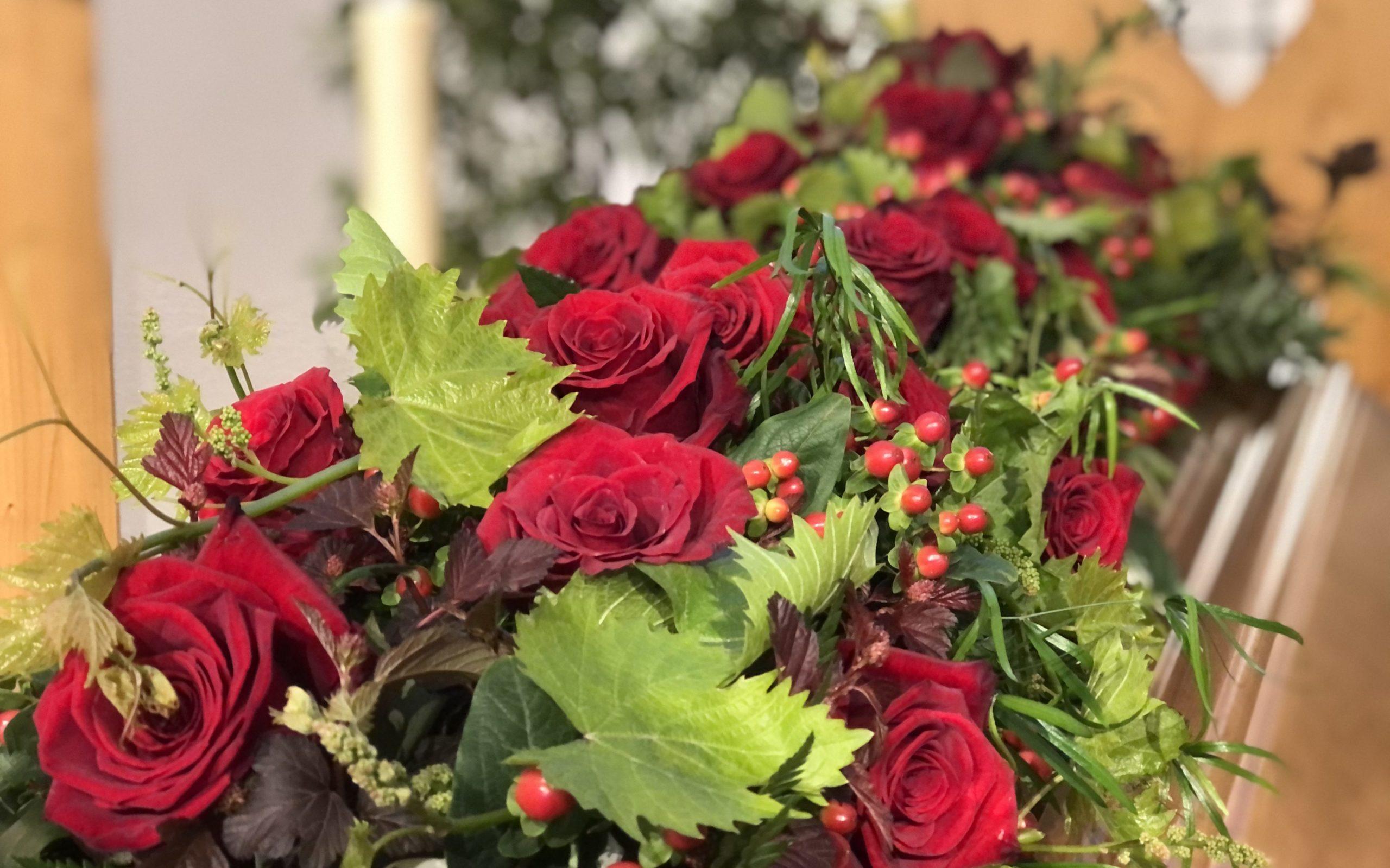Blumen und ihre Symbolik - Rosen