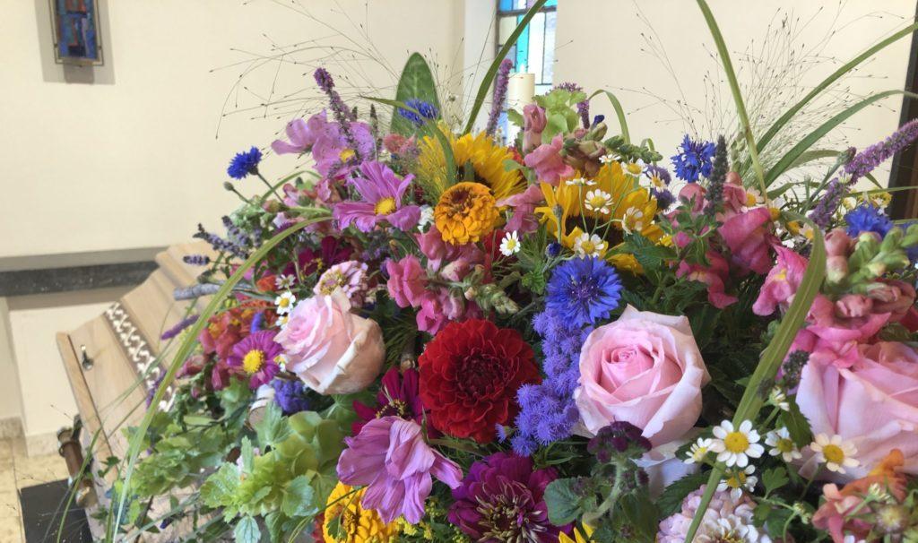Blumen und ihre Symbolik - Beitragsbild
